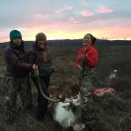 My eyes smile again: A caribou hunt up the Kobuk